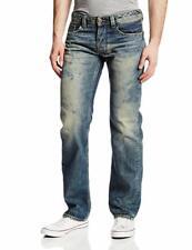 "$238 NEW Diesel Jeans LARKEE W28/WAIST ACROSS 15""xL30 Reg. Straight 100% Cotton"