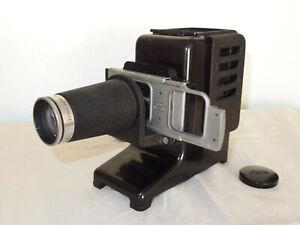 Ernst Leitz Diaprojektor Prado 150 Bakelit Hektor 2,5/8,5cm projector Projecteur