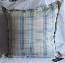 RALPH LAUREN  PLAID DECORATIVE PILLOW