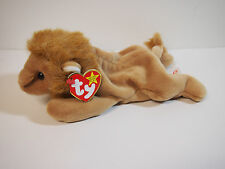 'Roary' the Lion - Ty Beanie Baby NEW OLD STOCK RETIRED RORY ROREY