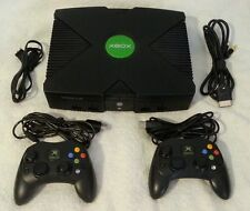 Original Soft Modded XBOX 2TB Hard Drive Tons of Retro,Xbox games & Bonus !