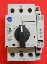 Allen-Bradley 140M-C2E-B25 Motor Protector Breaker 2.5Amp 3-P -Tested