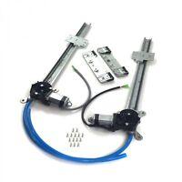 Flat Power Window Kit with 3 Switches AutoLoc AUTPW55033 custom truck street