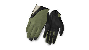 Giro Cycling Gloves Glove Rulla Green Breathable Robust Protecting Mottled