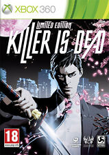 Killer Is Dead Limited Edition XBOX 360 IT IMPORT DEEP SILVER