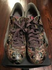 RARE Puma MY-9 Camo Floral Flower Leather MIHARA YASUHIRO Sneaker Shoe Men US 10