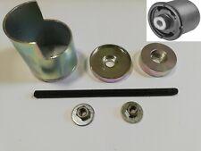 Ford Fiesta MKVII 2008 - Removal  REAR AXLE BEAM  CONTROL TRAILING ARM BUSH TOOL