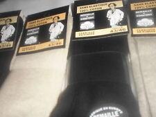 6 paires de chaussettes hommes 100%25 coton sans élastique pieds sensible remaille