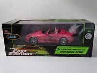 Ertl Racing Champions The Fast And The Furious 2000 Honda S2000 1:18 Diecast Car