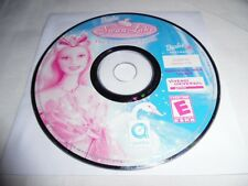 Barbie Of Swan Lake: The Enchanted Forest - PC CD Computer Game Disc Only