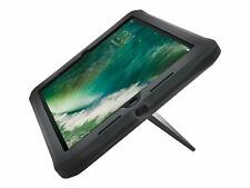 """Kensington Blackbelt Rugged Ipad Case 9.7"""" Rubber With Stand Hand Strap"""