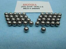 Honda Triple Tree Clamp Steering Stem new Ball Bearings (42)