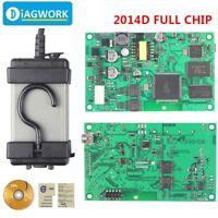 For Volvo Vida Dice 2014D Pro+ Car Scanner Full Chip Green Board Multi-Language