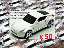 (LOT of 50) NISSAN 370Z DIECAST METAL CAR s Add Your Company Logos! SELLERS LOOK