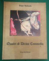 QUADRI DI DIVINA COMMEDIA - MILANO LIBRI ED. - 1982