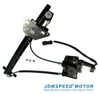 Front Driver Power Window Regulator w/Motor For Dodge 98-03 Durango 00-04 Dakota