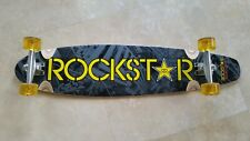 *NEW!* ROCKSTAR ENERGY DRINK LONG BOARD RARE COLLECTIBLE LIMITED EDITION!