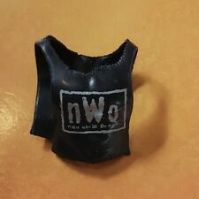 WCW WWE Wrestling Toybiz or Marvel Figure Accessory NWO Shirt