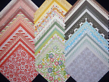 12X12 Scrapbook Paper DCWV Stack 10 All Occasions Seasons Everyday Basics 60 Lot