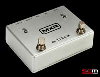 MXR M196 A/B Box Guitar Pedal Electric Guitar Splitter AB Signal Switching Box