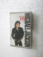 MICHAEL JACKSON MJ BAD RARE CASSETTE INDIA  1997