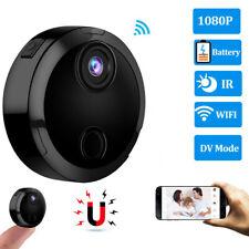 MINI TELECAMERA WIRELESS WIFI IP Home Security 1080P HD visione notturna remoto WEBCAM 2