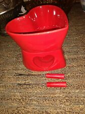 Red Heart Fresh Fondue Red Valentine