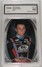 2012 PRESS PASS IGNITE AUSTIN DILLON NASCAR BASE CARD #39 GEM MT 10 BY GMA!