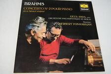 BRAHMS CONCERTO N°2 PIANO  GEZA ANDA-KARAJAN 1968