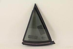 Acura MDX Rear Left Door Vent Glass 73465-S3V-A00, Factory OEM 2003, 2004, 2005