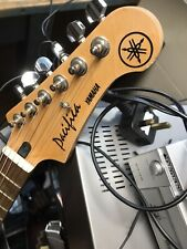 More details for yamaha pacific guitar and  vox valvetronic vt20 amplifier loose connection maybe