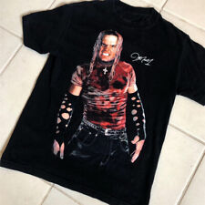 Vtg Jeff Hardy Wwe New Reprint Wwf Hardy Boys Black Shirt