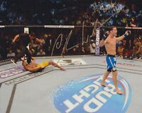 CHRIS WEIDMAN SIGNED UFC 8X10 PHOTO 7