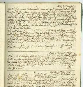 Briefe 1798/1803 Prf Schmidt Pestalozzi Kolbe der Ältere Plamann Dessau Burgdorf