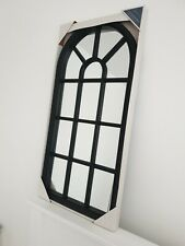 Soho window style mirror arch window mirror 69cm x 34cm