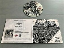 Sacred Reich - Alive ORG Promo CD 2019   Slayer,Metallica,Vio-lence,Death Angel