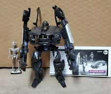 Transformers Barricade Voyager Class Movie 2007 Loose