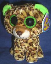 w-f-l Ty Beanie Speckles Boos 15 cm Leopard Boo ´s Glubschi Wild Cat