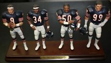 Danbury Mint The 1985 Super Bowl Greats Nfl Chicago Bears Figure Figurine *Rare*