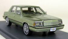 NEO 1/43 Scale - 44895 Dodge Aries K-Car 1983 Green Metallic Resin Model Car