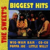 Sweet | CD | Biggest hits (12 tracks, 1971/72/92, RCA) ...