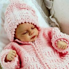 Baby Crochet Pattern SLEEPING BAG copy Birth - 3 months