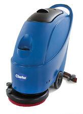 NEW Clark 17E electric floor scrubber w/ power cord  CA30 17B