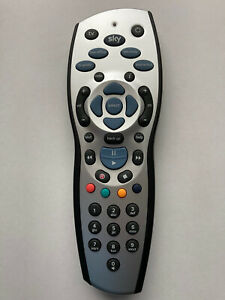 Sky HD remote control. Official brand new Sky product. Rev10 inc. batteries