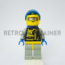 LEGO Minifigures - 1x sp049 - Unitron Chief - Space Omino Minifig 6705 1787 6991