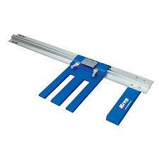 Kreg KMA2675-EUR Rip-Cut Circular Saw Precision Cutting Guide, Metric Rail