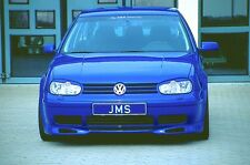 JMS Pedale front spoiler labbro per VW Golf 4 Limousine/Variant