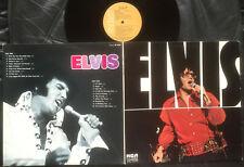 ELVIS PRESLEY - ELVIS  Ultrarare 1977 Aussie only G/F LP Release!