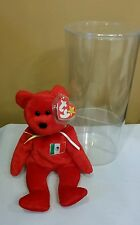 Ty Beanie Baby OSITO the Mexican Bear 1999 w/NO number on tush tag *New/Retired