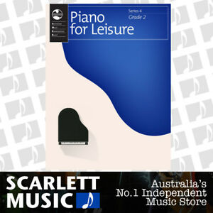 AMEB Piano for Leisure Series 4 - Grade 2 ( Two / Second ) *BRAND NEW*